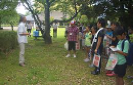 29年度 子どもと知事のつどい越前陶芸村